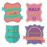 Badges-14 Image stock