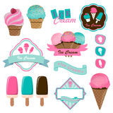 Badges and Labels Stock Images