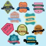 Badges-18 Royalty Free Stock Image