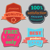Badges-21 Stock Images