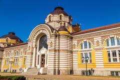 Badhuis in Sofia, Bulgarije Stock Foto's
