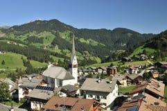 Badia, Alta Badia, Dolomiten, Włochy Zdjęcia Royalty Free