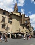 Badia Fiorentina in Florence Stock Image