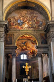 Badia Florentina Cathedral Basilica Florence Italy Royalty Free Stock Photos