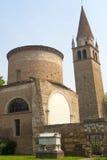 Badia Polesine (Italy): abbey Stock Image