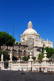 Badia Sant'Agata / Catania, Sicily Royalty Free Stock Photography