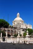 Badia Sant'Agata / Catania, Sicily Royalty Free Stock Photography