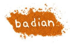 Badian Stock Image