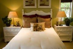 Badine la chambre à coucher Photographie stock libre de droits