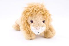 Badine le jouet de lion Image stock