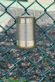 Badine le projet de la science : Mesure de précipitation Photographie stock