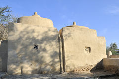 Badiyah Mosque Emirate of Fujairah Stock Image