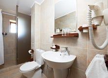 Badkamers stock afbeelding