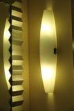 Badkamers binnen Stock Afbeelding