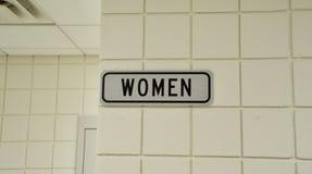 Badkamers voor Vrouwen stock foto's