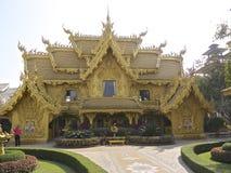 Badkamerss witte tempel Royalty-vrije Stock Fotografie
