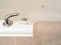 Badkuip 2 stock afbeeldingen