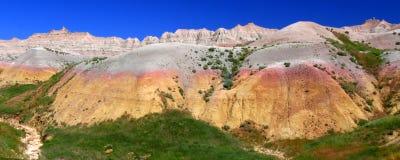 badlands εθνικός νότος πάρκων της Ντακότας στοκ εικόνες