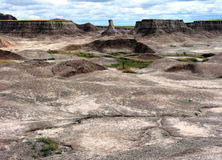 Badlands 1 Royalty Free Stock Images