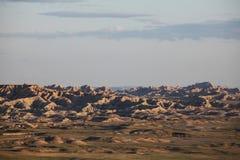 Badlands Royalty Free Stock Image