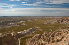 Badlands Stock Photos
