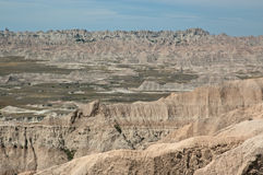 Badlands Royalty Free Stock Images