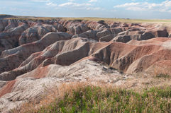 Badlands Stock Image