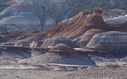 Badlands de Green River Fotografía de archivo libre de regalías