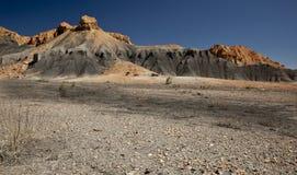 badlands dezerterują Utah Obraz Royalty Free
