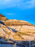 Badlands, Drumheller Royalty Free Stock Images