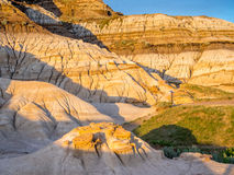 Badlands, Drumheller Stock Image