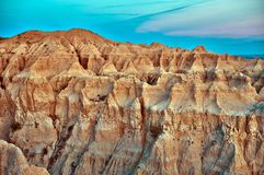 Badlands Erosion Stock Photos