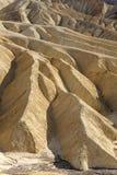 Badlands geological formations Stock Image