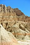 Badlands Geology Stock Image