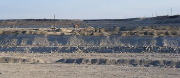 Badlands, Geology, Quarry, Sill
