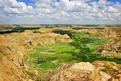 Free Badlands In Alberta, Canada Royalty Free Stock Images - 21009929