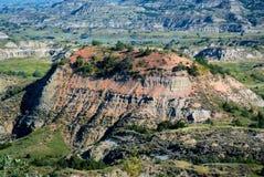 Badlands Landscape Royalty Free Stock Images