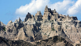 Badlands Nat. Park. Stock Images