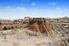 Badlands Nationaal Park 2 Stock Afbeelding