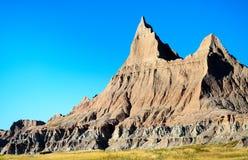 Badlands National Park Royalty Free Stock Photography