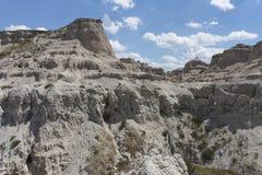 Badlands National Park - Notch Trail Royalty Free Stock Photo