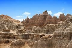 Badlands National Park 3 Stock Photos