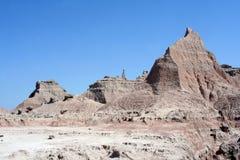 Badlands National Park, South Dakota royalty free stock photo