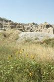 Badlands National Park, South Dakota Royalty Free Stock Photos