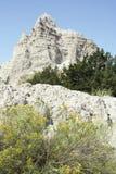 Badlands National Park, South Dakota Royalty Free Stock Images