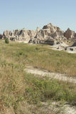 Badlands National Park, South Dakota Royalty Free Stock Photography