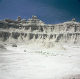 Badlands National Park - South Dakota Stock Photo