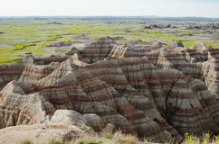 Badlands National Park, South Dakota, USA Royalty Free Stock Image