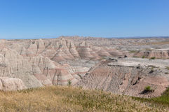 Badlands National Park, South Dakota, USA Royalty Free Stock Images