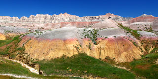 Badlands National Park - USA Royalty Free Stock Photography